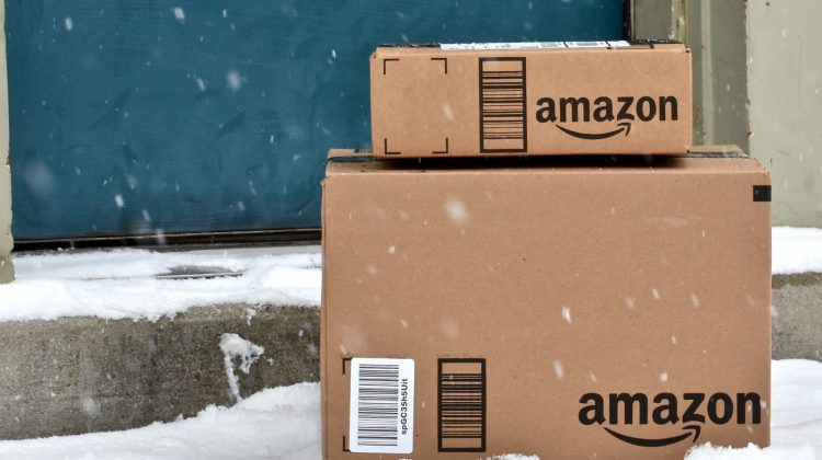 Amazon and Give Back Box - (cool) progeny