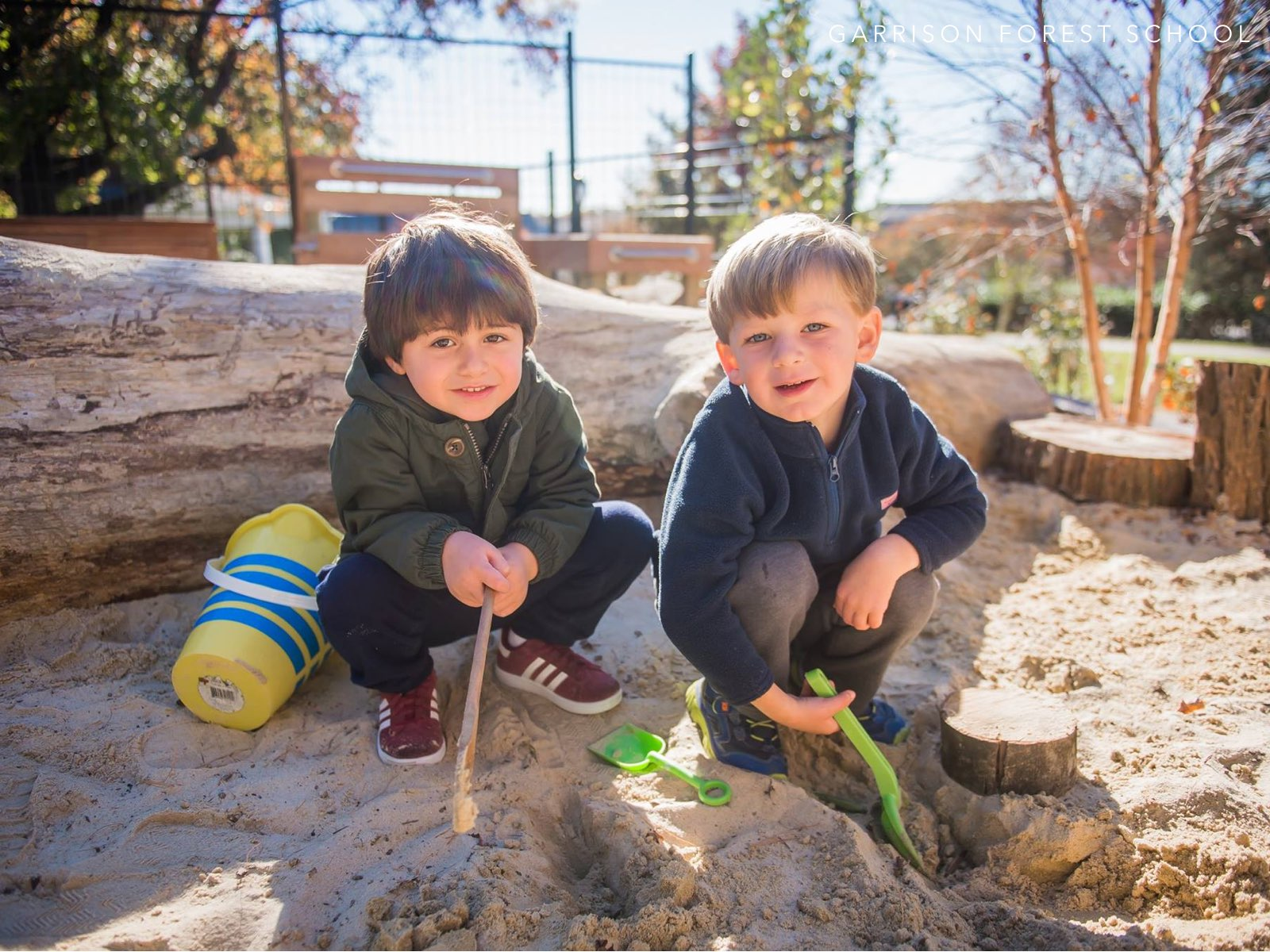 s(cool) stories: garrison forest school - (cool) progeny