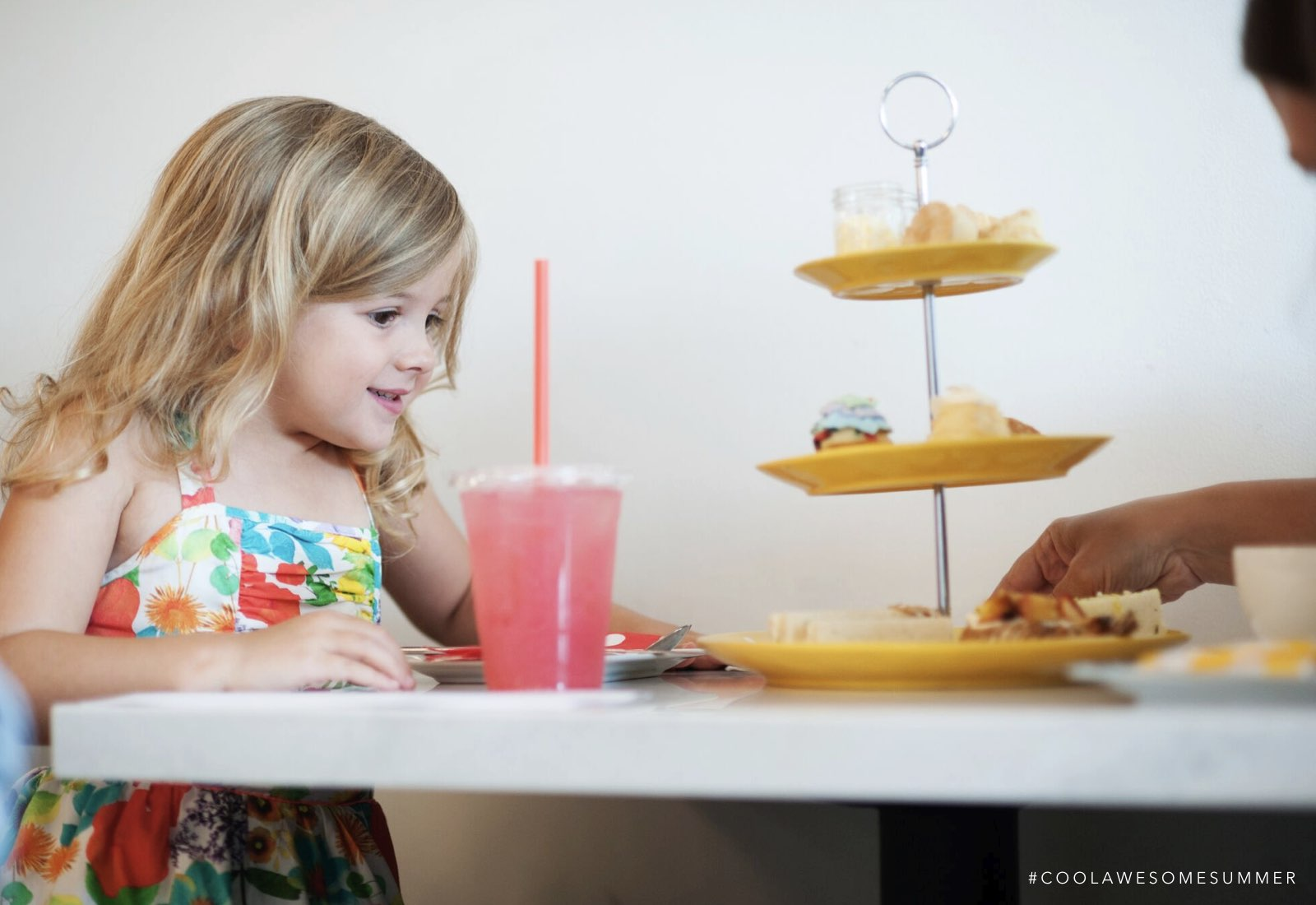 Story Time Tea at The Corner Pantry - (cool) progeny