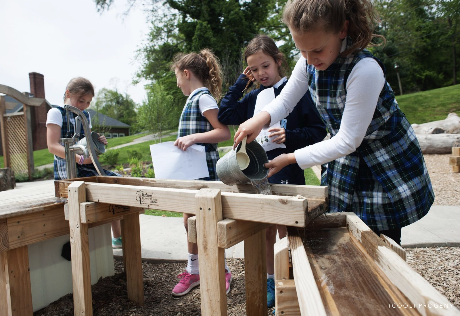Imagineering at Garrison Forest School - (cool) progeny