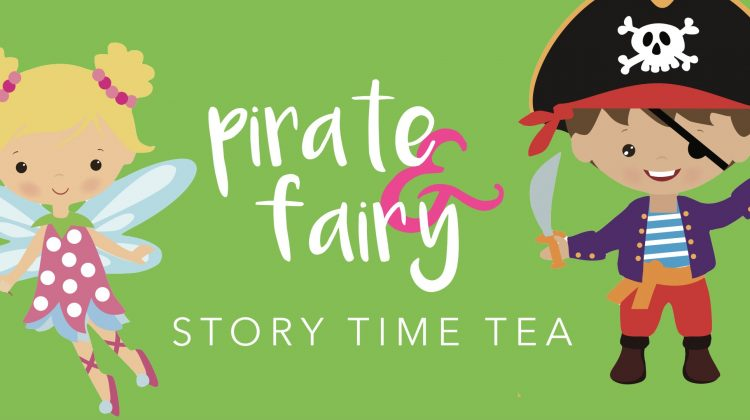 Pirate and Fairy Story Time Tea - (cool) progeny