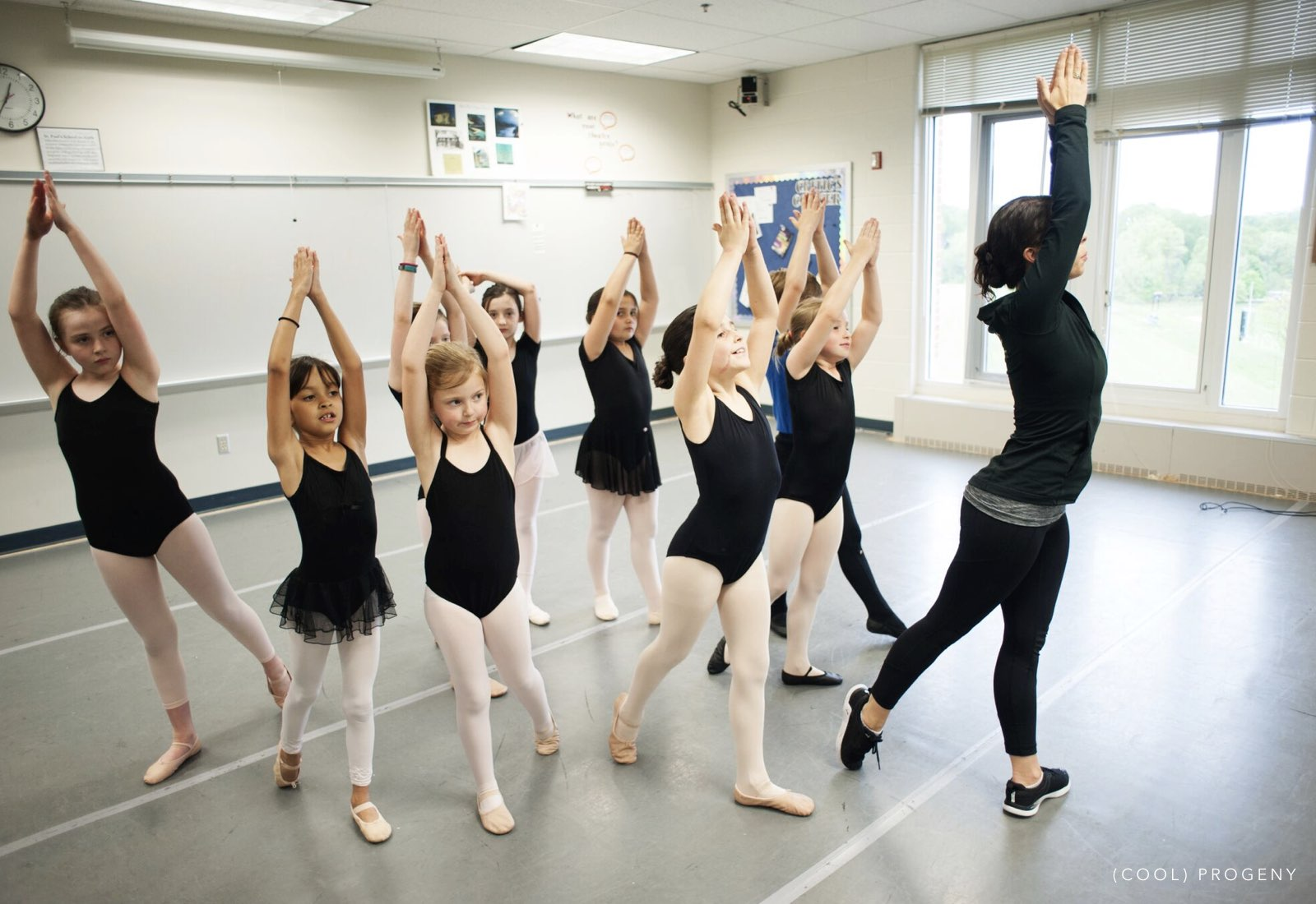 The Benefits of Dance - (cool) progeny