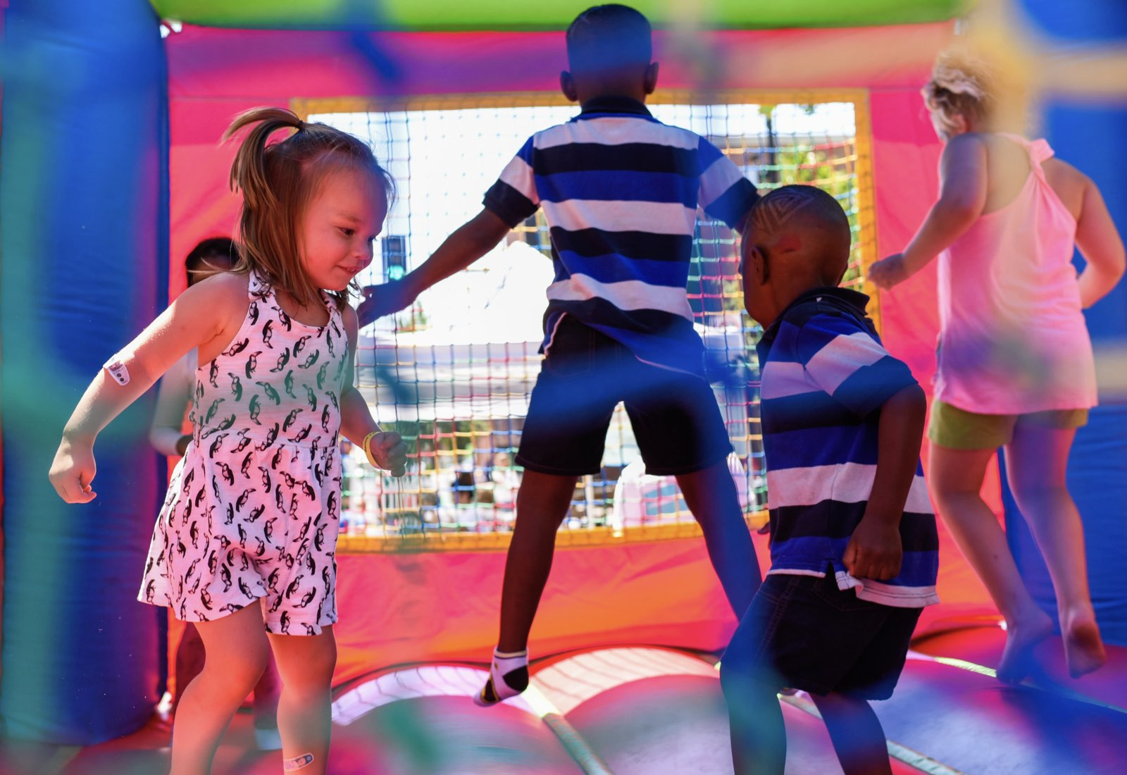 Family Fun Days at Power Plant LIVE