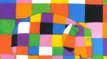 Elmer the Elephant Book