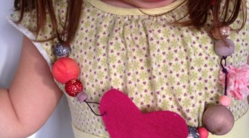 Heart Day Necklaces - (cool) progeny