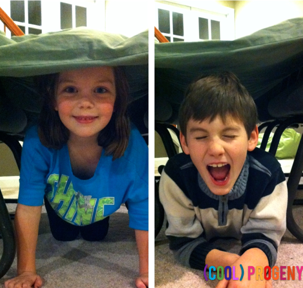 Indoor Obstacle Course - (cool) progeny