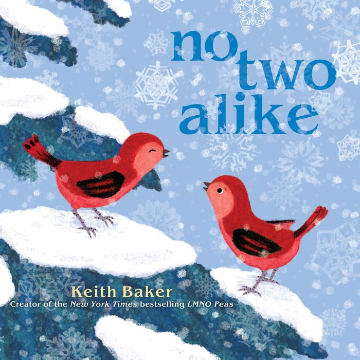 cool reads - no two alike + snowflake exploration