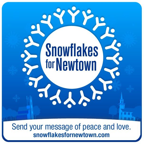 Snowflakes for Newtown