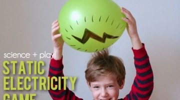Static Electricity Game - (cool) progeny