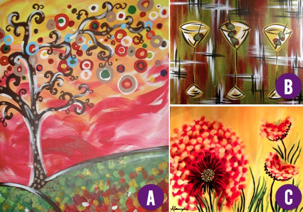 paintings for mom social