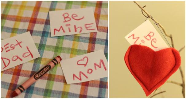 Valentine's Tree and Heart Pockets Full of Love - (cool) progeny