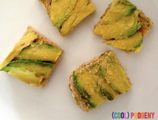 Healthy Snacks: Super Avocado Toast - (cool) progeny