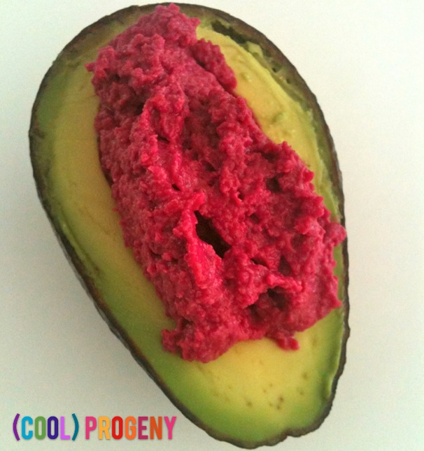 Healthy Snacks: Stuffed Avocado