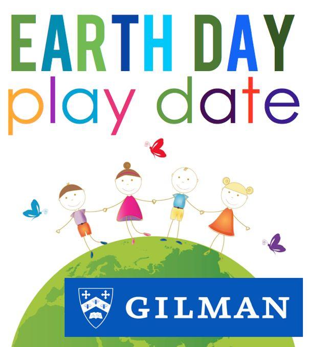 Earth Day Play Date - Gilman School