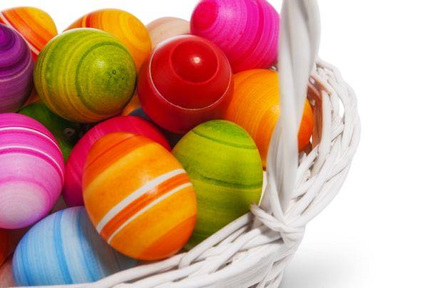 Downtown Baltimore Easter Egg Hunt
