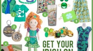 Get Your Irish On -- (cool) progeny