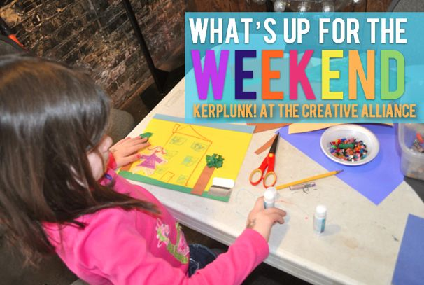 What's Up for the Weekend - March 22-24