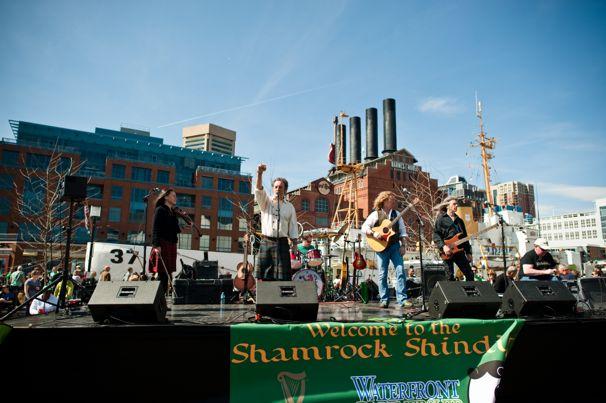 Shamrock Shindig 2013