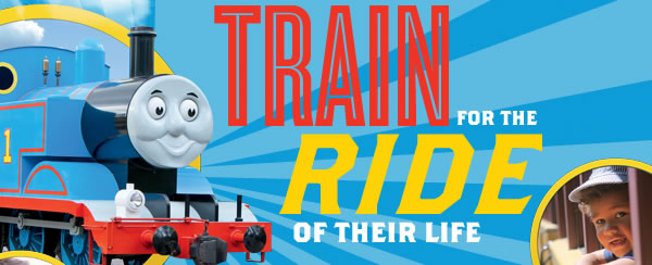 Day Out with Thomas Ticket Giveaway