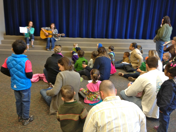 (cool) progeny earth day play date at gilman school