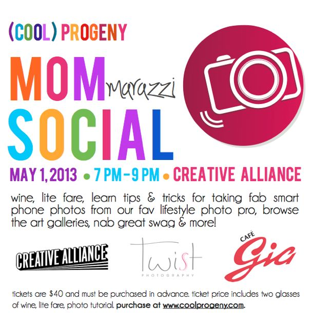 (cool) progeny momarazzi social