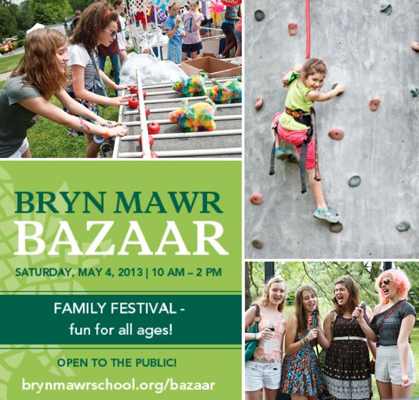 The Bryn Mawr School Bazaar