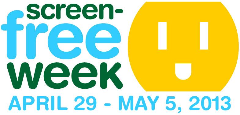 Screen Free Week 2013