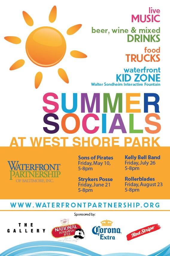 Summer Social West Shore Park