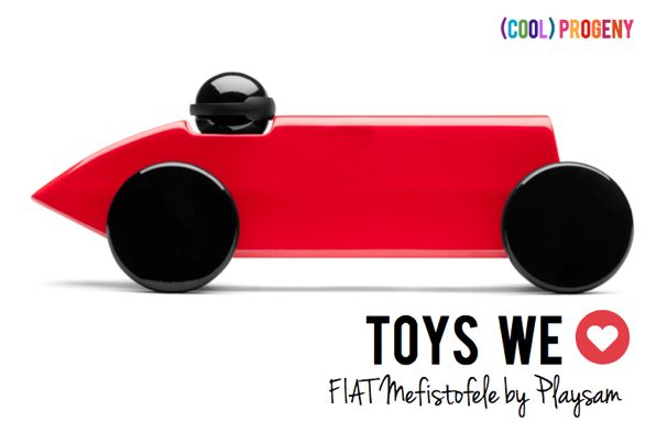 FIAT Mefistofele - (cool) progeny