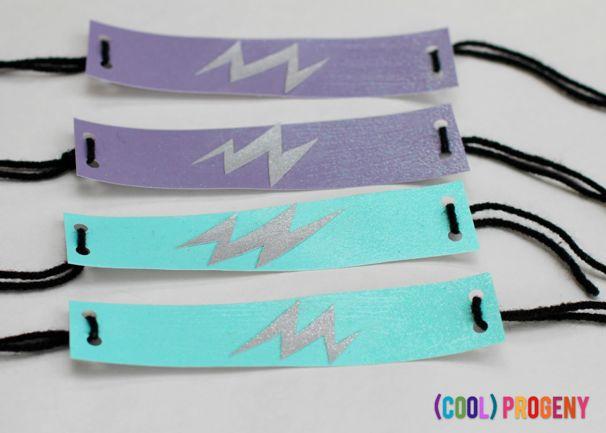 Superhero Cuffs - (cool) progeny