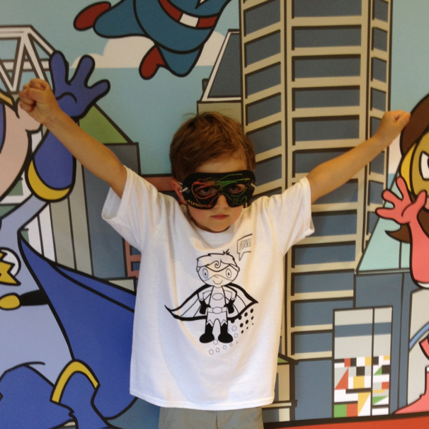 Superhero Social - (cool) progeny & Wee Chic Boutique