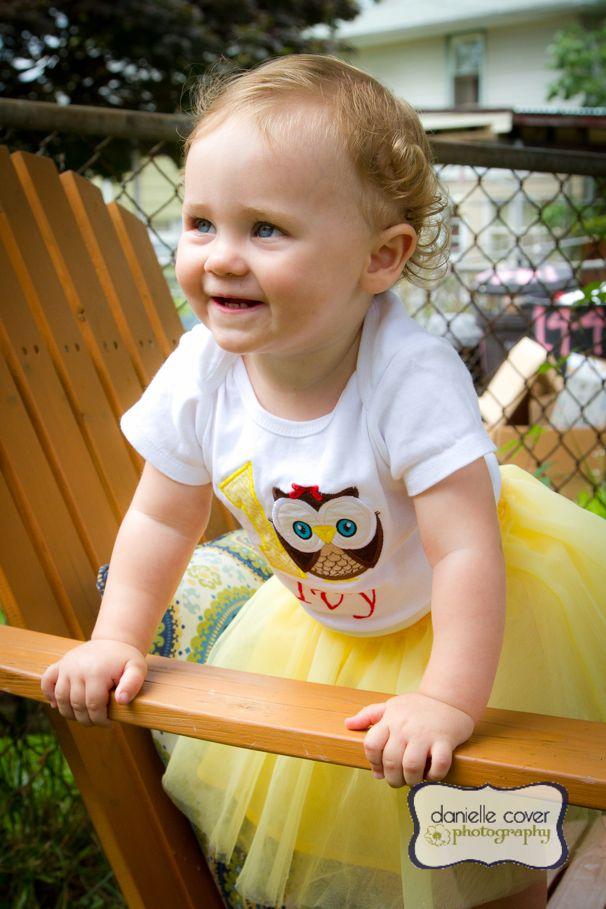 Owl Birthday Party - (cool) progeny
