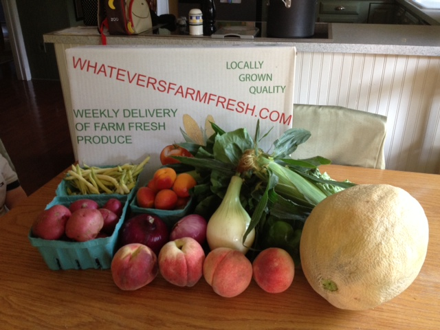 Whatever's Farm Fresh - (cool) progeny