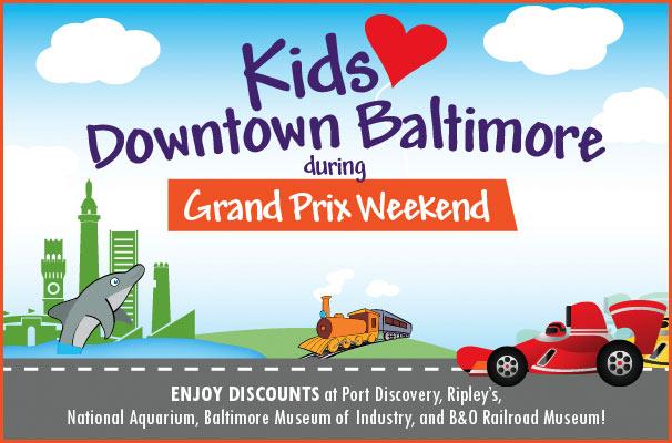 Grand Prix Downtown Baltimore Baltimore Fun - (cool) progeny