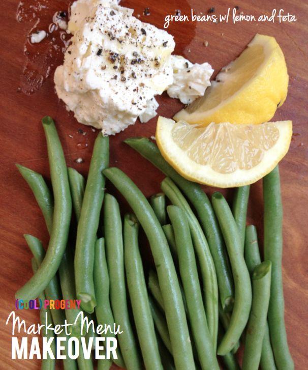 Farmer's Market Menu Makeover - (cool) progeny