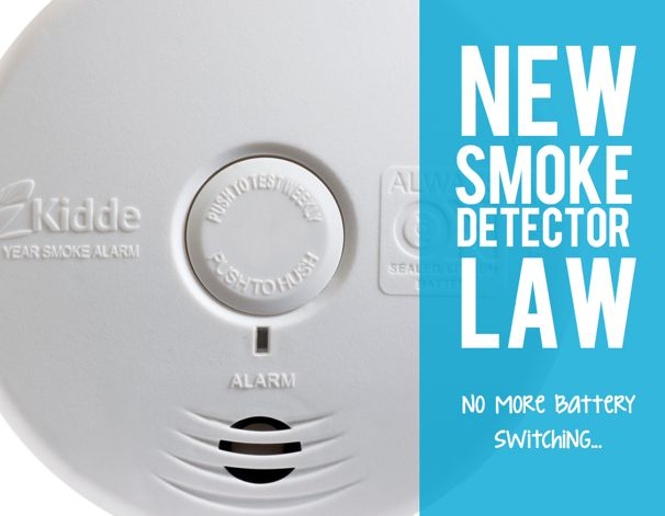 MD Smoke Detector law and Kidde Giveaway - (cool) progeny