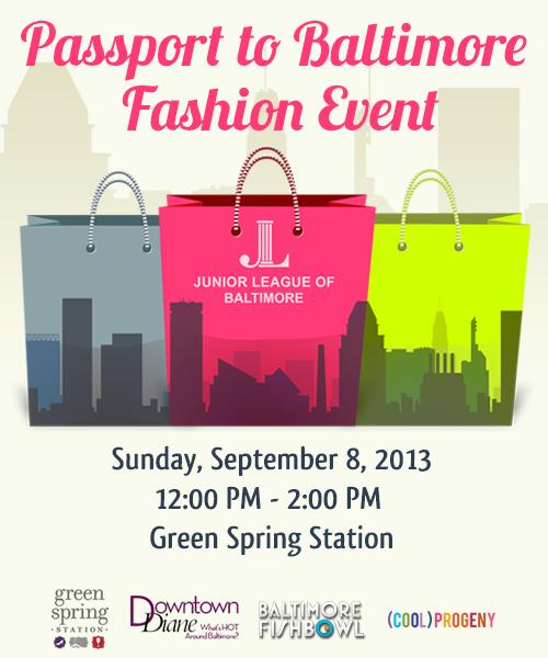 Passport to Baltimore Fashion Event