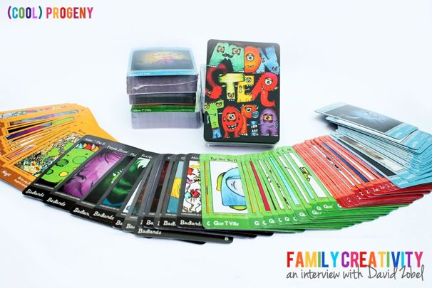 Creative Family: An Interview with David Zobel - (cool) progeny