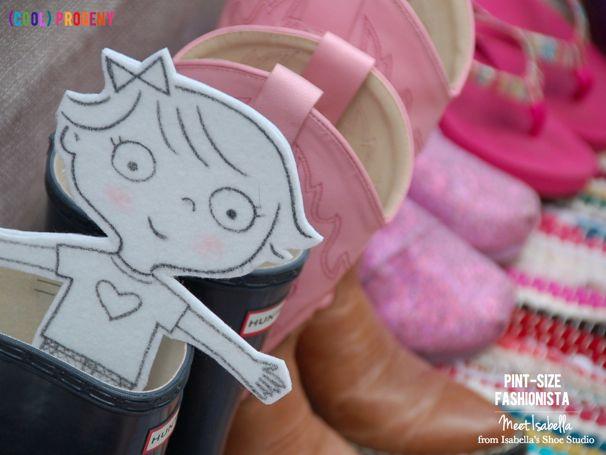Isabella's Shoe Studio - (cool) progeny