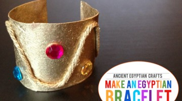 Make an Egyptian Bracelet - (cool) progeny