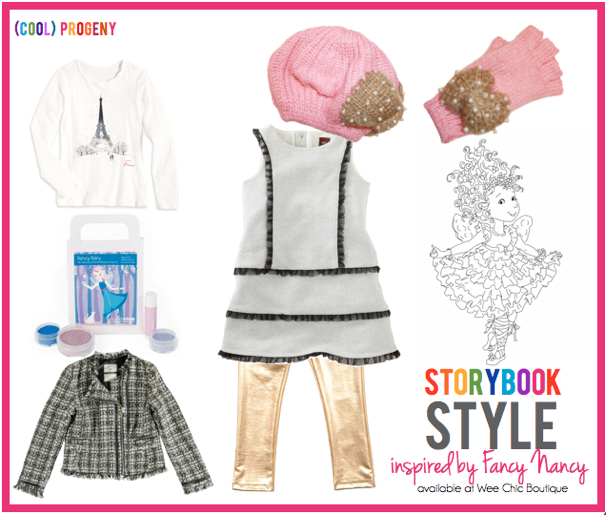 Storybook Style: Inspired by Fancy Nancy - (cool) progeny