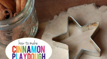 Cinnamon Play Dough Recipe - (cool) progeny