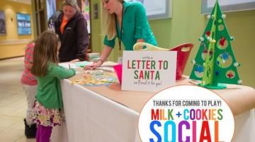 Milk + Cookies Social - (cool) progeny