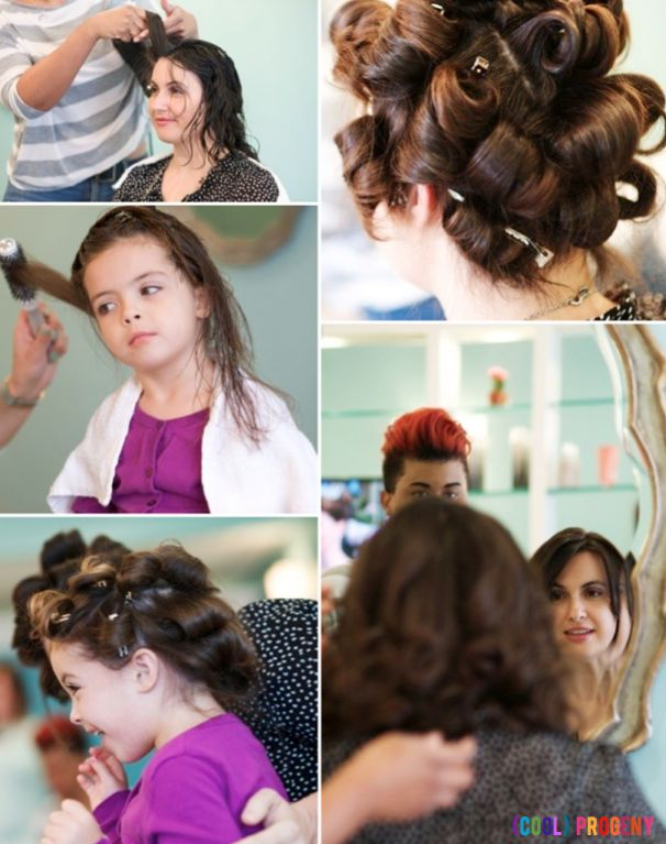 Some Like It Haute Holiday Hair Styling Tips From The Pros At The