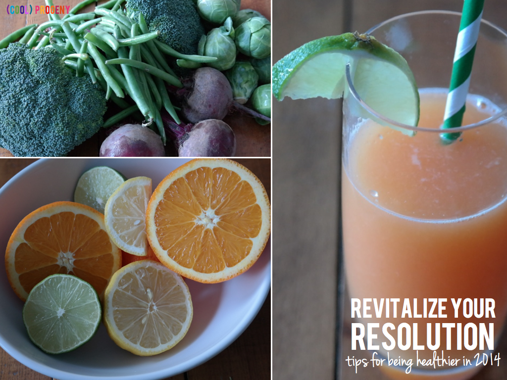 Tips for Revitalizing Your Resolutions - (cool) progeny
