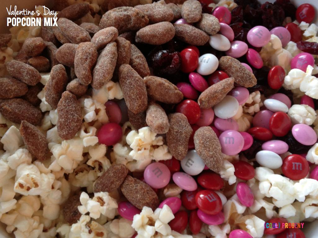 Valentine's Day Popcorn Mix - (cool) progeny