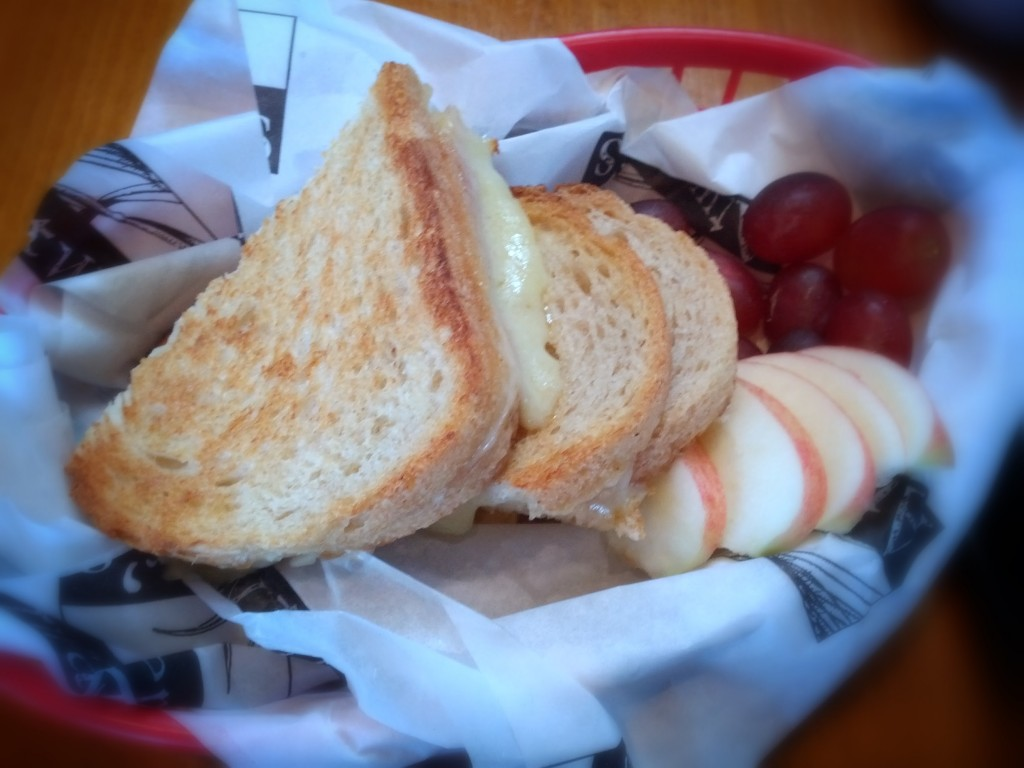 Grilled Cheese at Atwater's