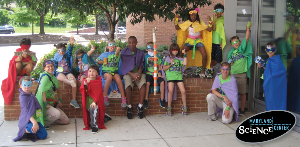 Baltimore Summer Camps Guide: Maryland Science Center - (cool) progeny