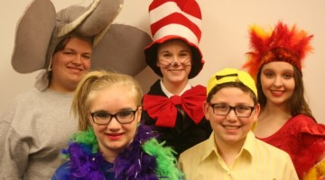 Pumpkin Theatre presents Seussical, Jr. - (cool) progeny