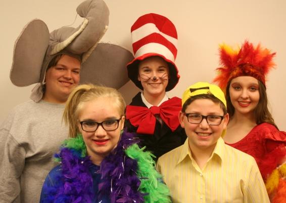 Pumpkin Theatre presents Seussical, Jr. - (cool) progeny